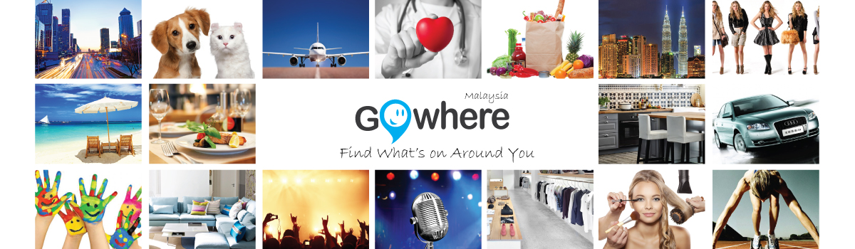 GoWhere Malaysia Banner