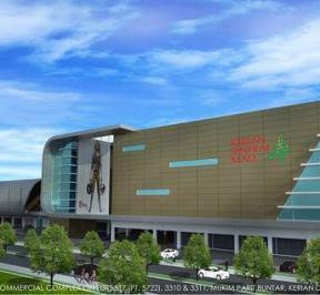 Kerian Senral Mall