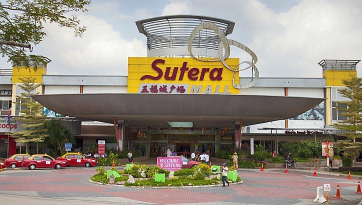 Sutera Mall. 1