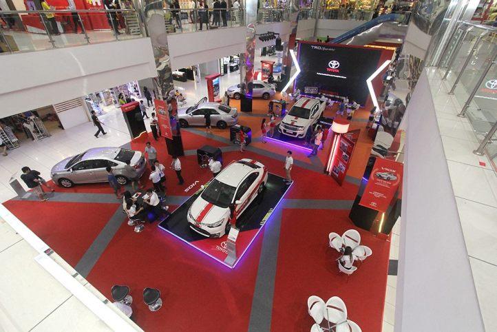 Sutera Mall. 2