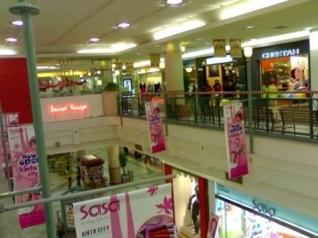 AEON Ipoh Store & Kinta City Shopping Centre