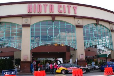 AEON Ipoh Store & Kinta City Shopping Centre2