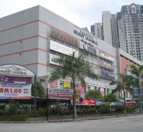 Bukit Jambul Complex2