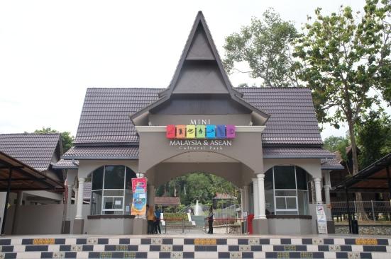 Mini Malaysia Asean Cultural Park Melaka Gowhere Malaysia