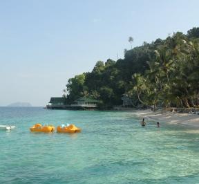 Rawa Island