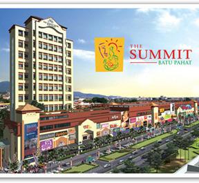 The Summit Batu Pahat