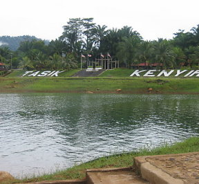Kenyir Lake 4