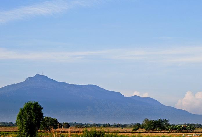 Mount Jerai 2