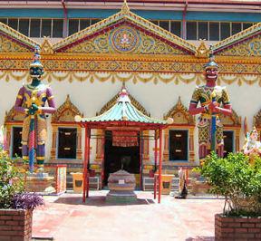 Wat Chayamangkalaram 5