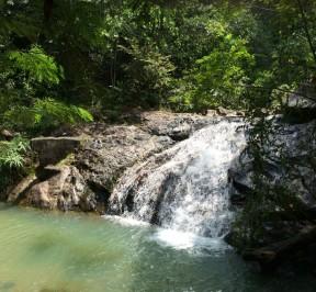 Gunung Pulai Falls