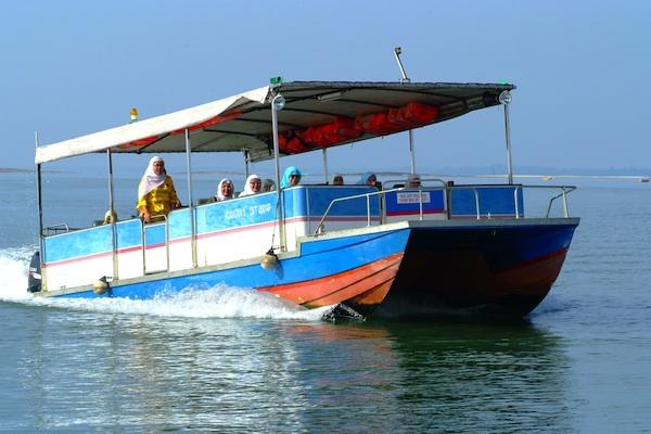 Kuantan River Cruise 1