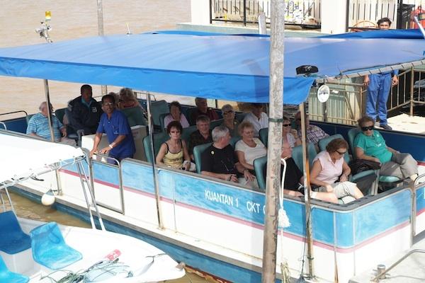 Kuantan River Cruise 2