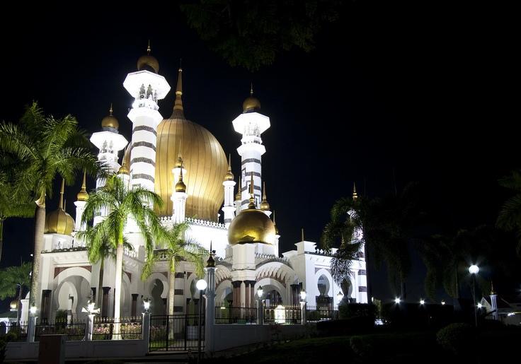 Masjid Ubudiah 1