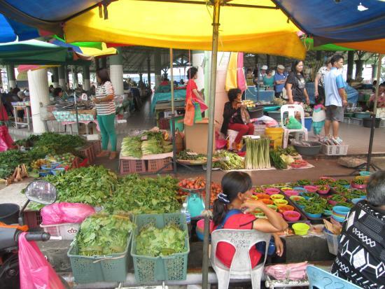 Pasar Tamu & Pasar Utama Bintulu 1