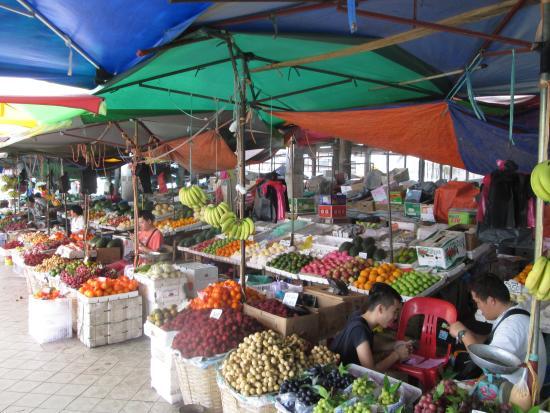 Pasar Tamu & Pasar Utama Bintulu