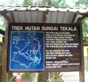 Sungai Tekala Forest Park