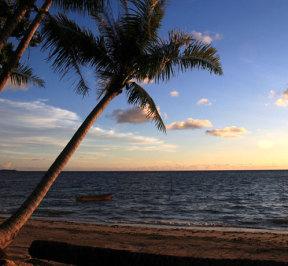 Pancur Hitam Beach 1
