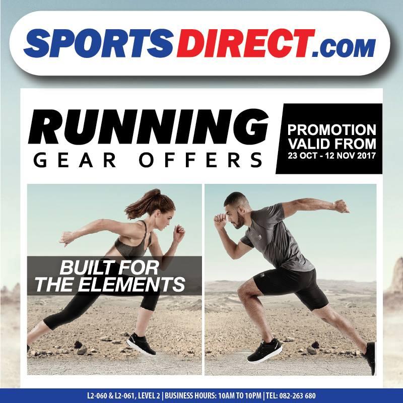Running gear deals
