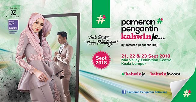 KLPJ Wedding Fair April 2018 - 1200 x 628 pixels