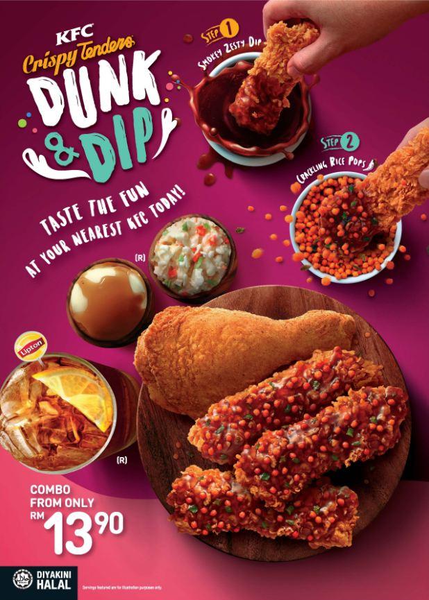 180999-D-KFC Dunk & Dip